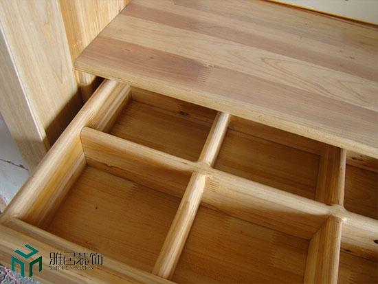 木工施工工艺-雅居工艺-常德装饰公司